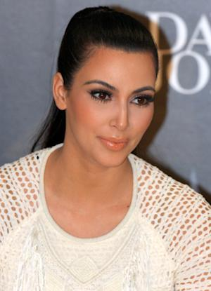 Kim Kardashian Hawks Milkshakes in Kuwait -- is Her Middle East Trip a Mistake?