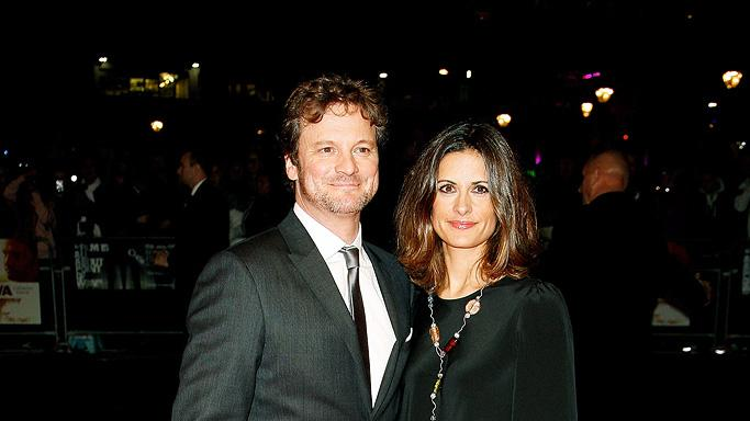 London Film Festival 2008 Genova Colin Firth Livia Giuggioli