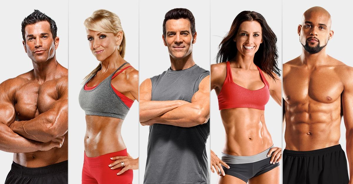 Try Insanity and P90X for 30 Days For Free!