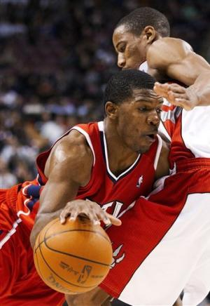 Joe Johnson scores 30 as Hawks beat Raptors