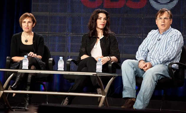 Michelle King, Julianna Margulies, Robert King