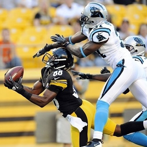 Batch shines as Steelers edge Panthers 17-16 The Associated Press Getty Images Getty Images Getty Images Getty Images Getty Images Getty Images Getty Images Getty Images Getty Images Getty Images Gett