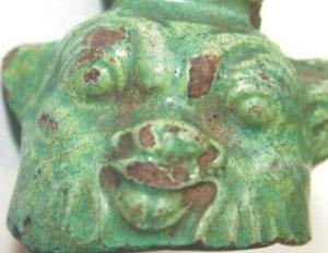 Talisman of Ancient Googly-Eyed God Discovered