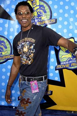 Orlando Jones MTV Movie Awards - 5/31/2003