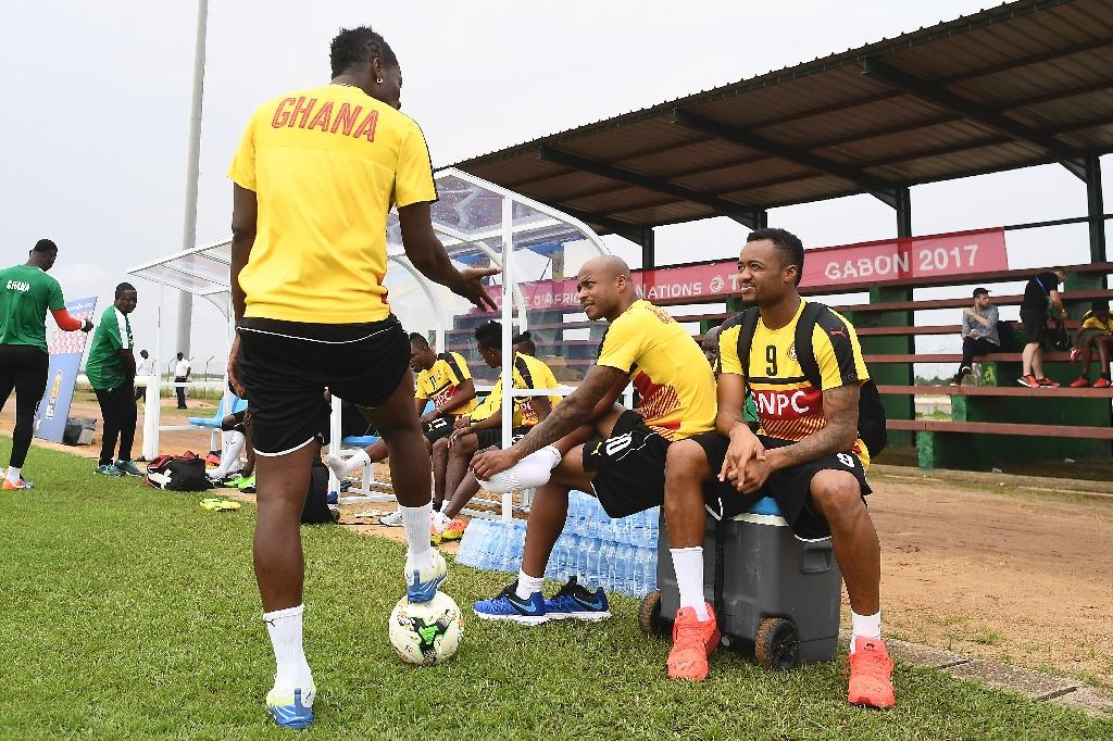 Ghana target Africa Cup of Nations last-eight berth
