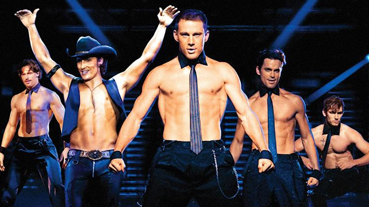 Channing Tatum's 'Magic Mike' Musical Moves Forward With 'Spider-Man' Scribe