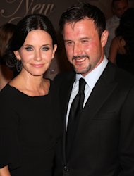 Courteney Cox pensait que David Arquette était gay