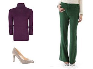 Colour Therapy: Try Jewel Tones