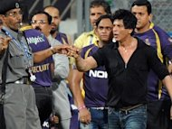 Shah Rukh Khan to be banned from stadium