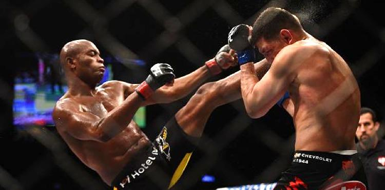Did We See Anderson Silva Fight for the Last Time on Saturday?