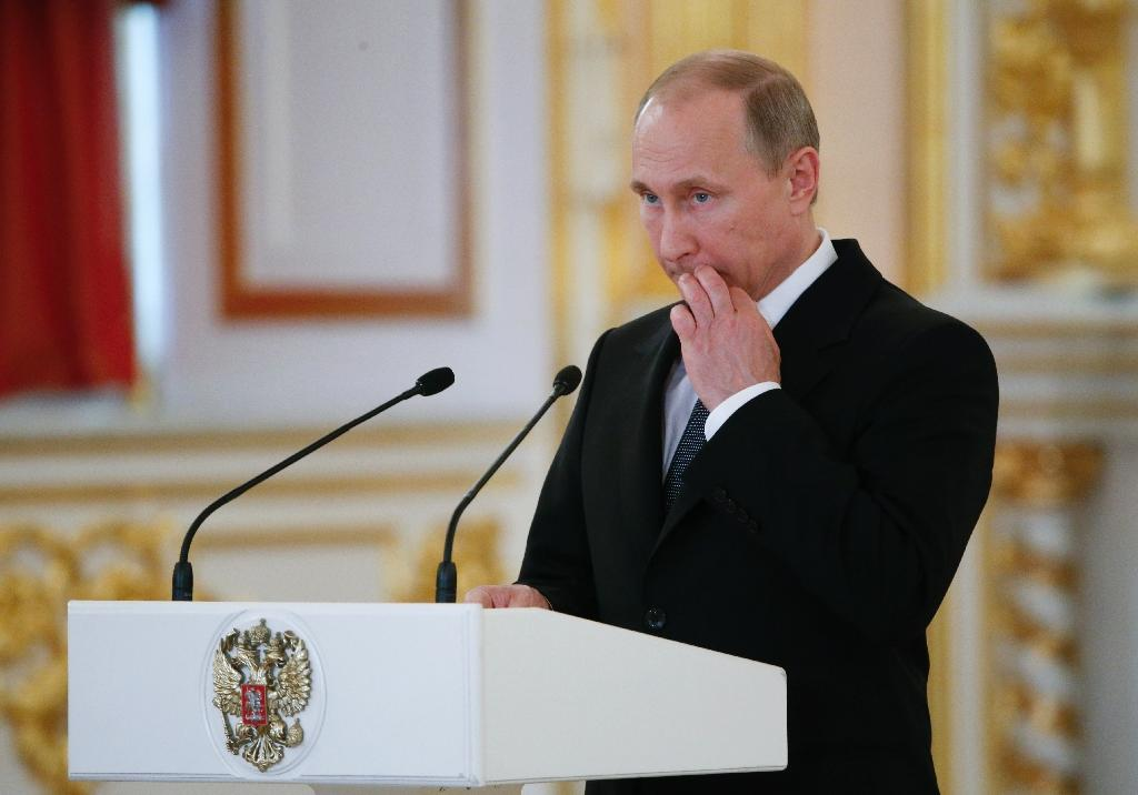 US sidesteps Putin accusation of meddling in FIFA election