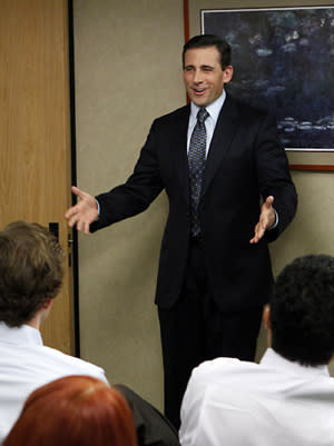 NBC Chief Says Steve Carell Unlikely to Return for 'The Office' Series Finale