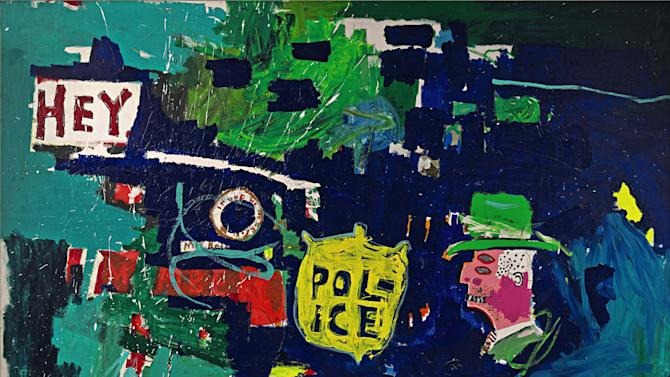 Works by artist Basquiat to appear at NYC exhibit