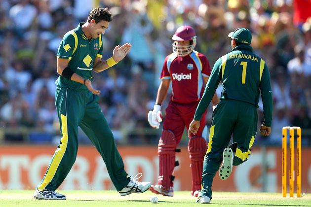 Australia v West Indies - ODI Game 2