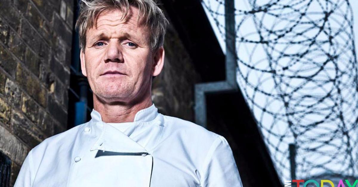 Even Gordon Ramsey himself probably wouldn't guess