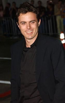 Casey Affleck at the Westwood premiere of Miramax Films' Gone Baby Gone