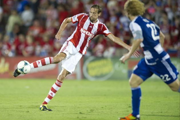 Stoke City v FC Dallas