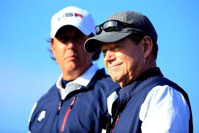Ted Bishop calls Phil Mickelson the puppet master of the U.S. Ryder Cup team