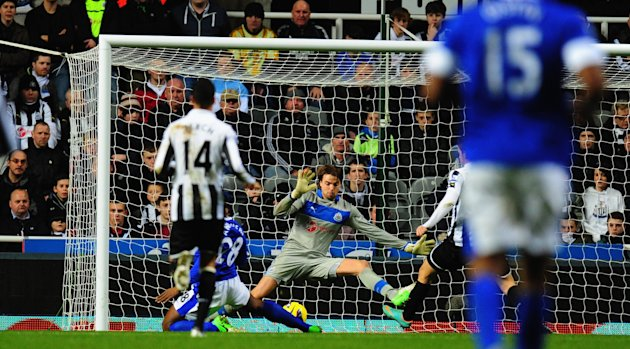 Newcastle United v Everton - Premier League