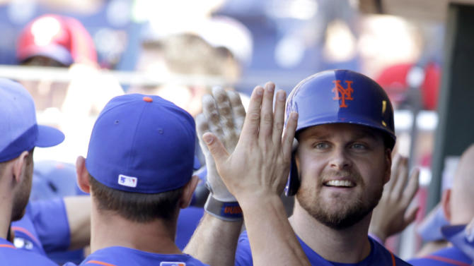 Duda hits 2-run HR in 11th, lifts Mets over Phils
