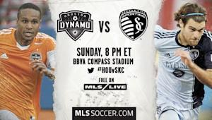 Houston Dynamo vs. Sporting Kansas City | MLS Match Preview