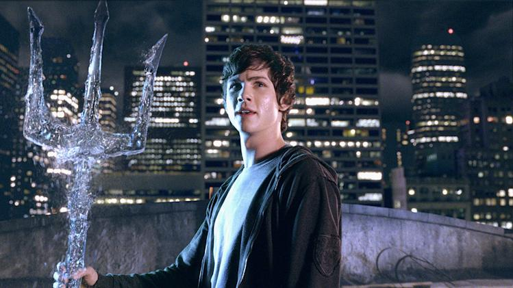 Percy Jackson & the Olympians The Lightning Thief 2010 20th Century Fox Logan Lerman