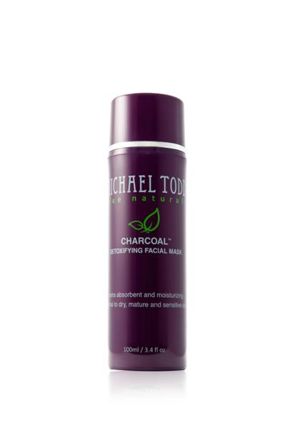 MICHAEL TODD CHARCOAL DETOXIFYING FACIAL MASK, $34