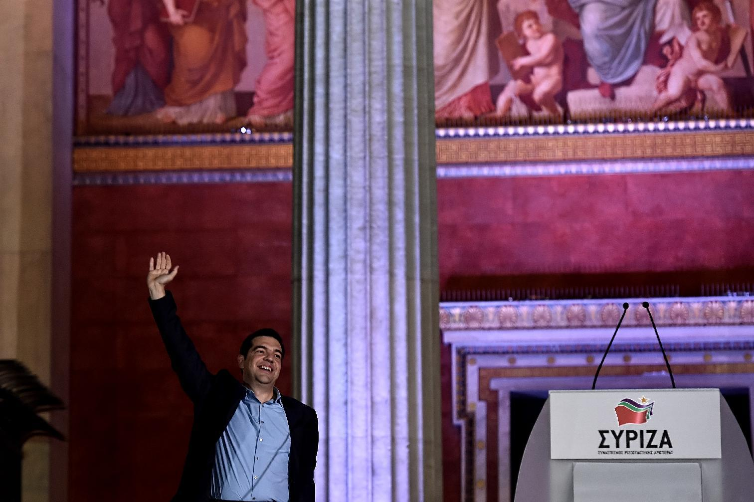 Wary Brussels to seek middle ground with Greece's Tsipras