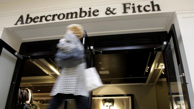A&F's shares surge on strong 3Q report
