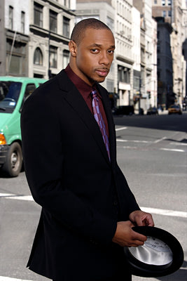 "Dorian Missick ABC's ""Six Degrees"""