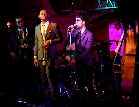 Darren Criss Celebrates Broadway Debut at NYC's The Darby