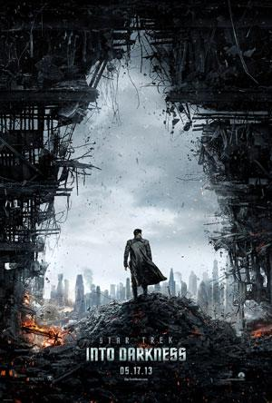 Star Trek Into Darkness Poster 300