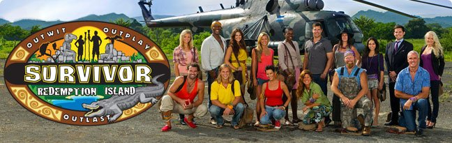 Survivor: Gabon - Earth's Last Eden