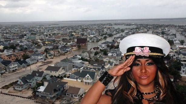 'Jersey Shore' to Help The Jersey Shore