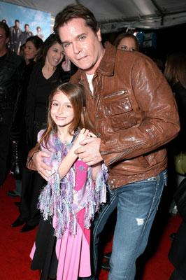 Karsen Liotta and Ray Liotta at the Los Angeles premiere of Touchstone Pictures' Wild Hogs