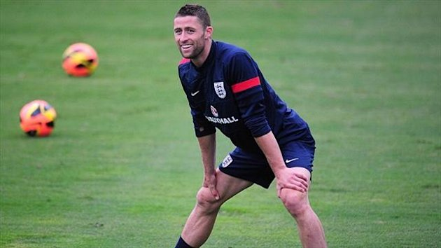 Gary Cahill insists it is not all doom and gloom for England