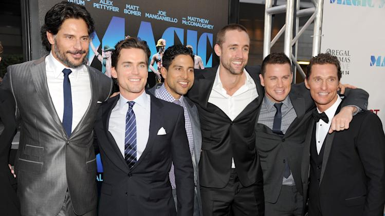 "Film Independent's 2012 Los Angeles Film Festival Premiere Of Warner Bros. Pictures' ""Magic Mike"" - Red Carpet"