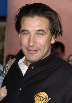 Premiere: William Baldwin at the LA premiere of Universal's Dr. Seuss' The Cat in the Hat - 11/8/2003 
