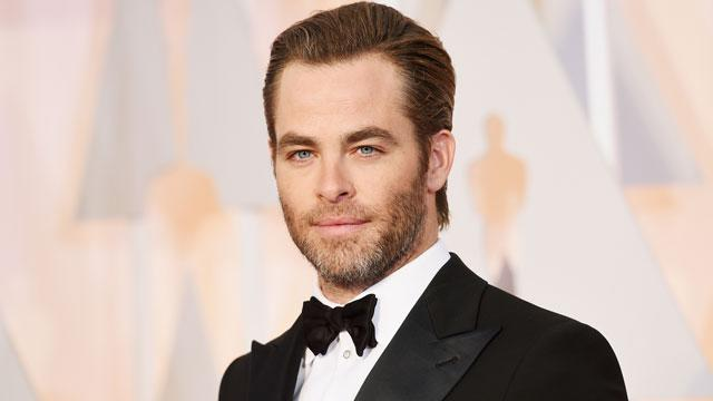 Chris Pine Might Play Wonder Woman's Love Interest and Here's Why We're Excited!