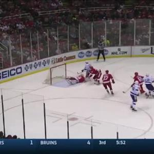Petr Mrazek Save on Nikita Kucherov (14:21/2nd)
