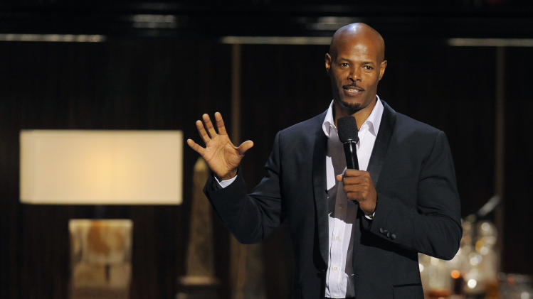 "Comedian Keenan Ivory Wayans performs at ""Eddie Murphy: One Night Only,"" a celebration of Murphy's career at the Saban Theater on Saturday, Nov. 3, 2012, in Beverly Hills, Calif. (Photo by Chris Pizzello/Invision)"