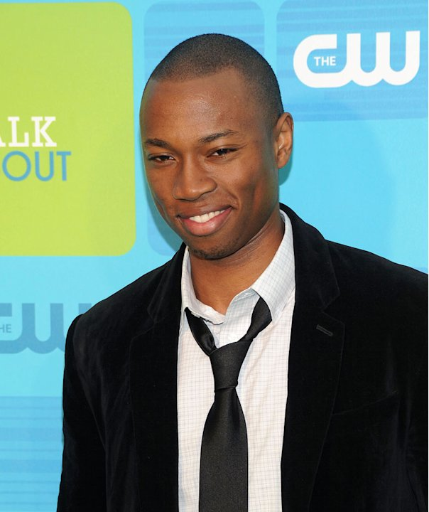 "Robbie Jones (""Hellcats"") attends the 2010 The CW Upfront at Madison Square Garden on May 20, 2010 in New York City."