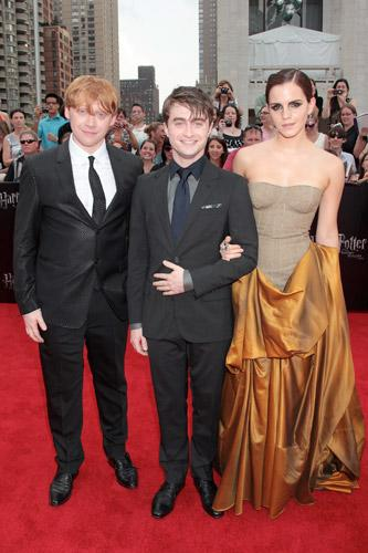 Rupert, Harry and Emma now