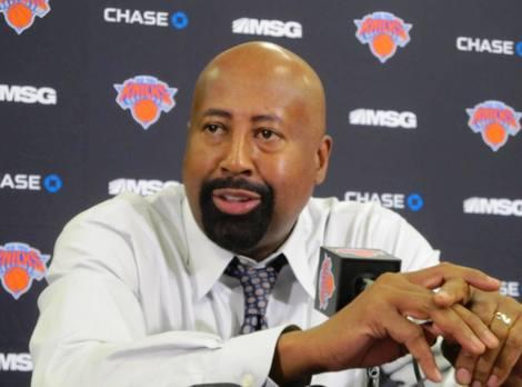 Is New York Knicks Coach Mike Woodson on the Hot Seat?