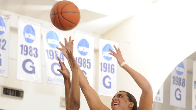NCAA Womens Basketball: Connecticut at Georgetown