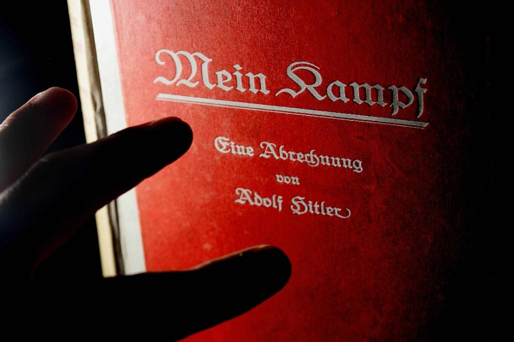Hitler's 'Mein Kampf' goes on sale in Germany next month