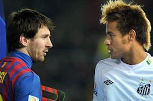 Neymar the right man for Barca, says Messi