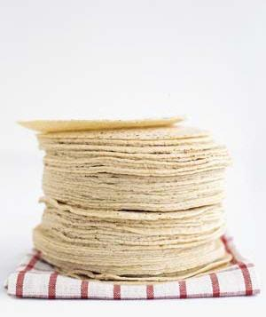 Warm Tortillas