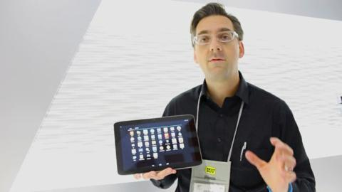 Hands On With Vizio's Tegra 4 Tablet
