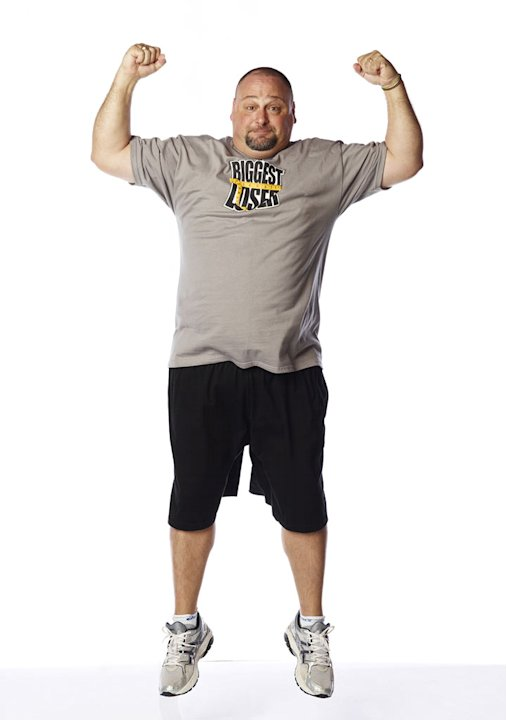 "Mark Corneilson competes on the 13th season of ""The Biggest Loser."""